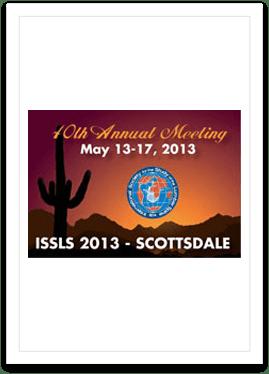 2013 ISSLS Meeting, Scottsdale, Arizona, May 13-17